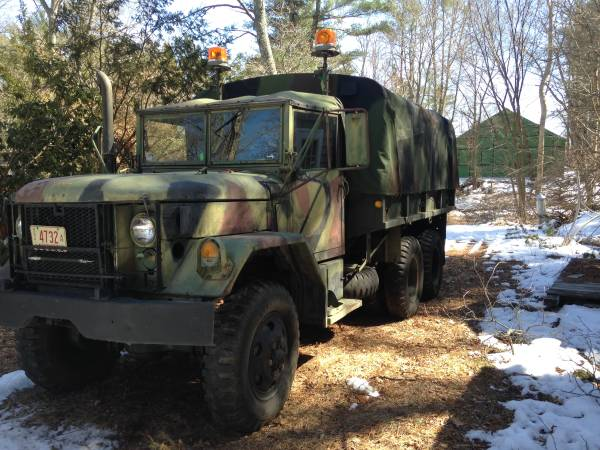 Jeep Military Trucks For Sale - 11 Listings - SecondLifeTruck