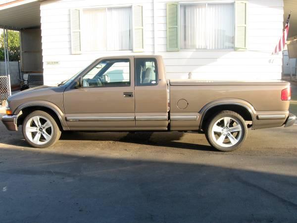 s10 chevy pickup