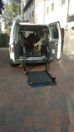 Ford E150 Handicap Vans For Sale - 17 Listings - SecondLifeTruck