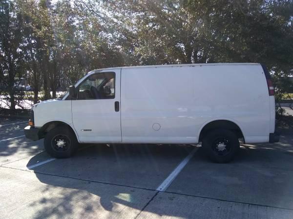 Chevrolet Silverado Cargo Vans For Sale - 2 Listings