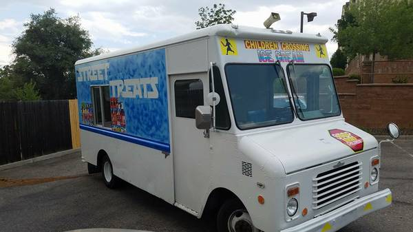 Ice Cream Trucks For Sale >> Price Reduced Food Ice Cream Truck For Sale Prescott Az
