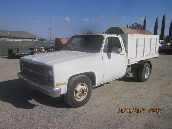 Chevrolet C30 Dump Trucks For Sale - 17 Listings - SecondLifeTruck
