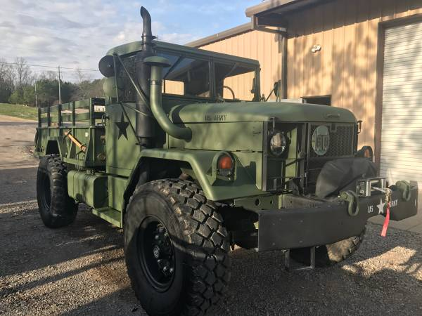 Military Trucks For Sale in Alabama - 3 Listings