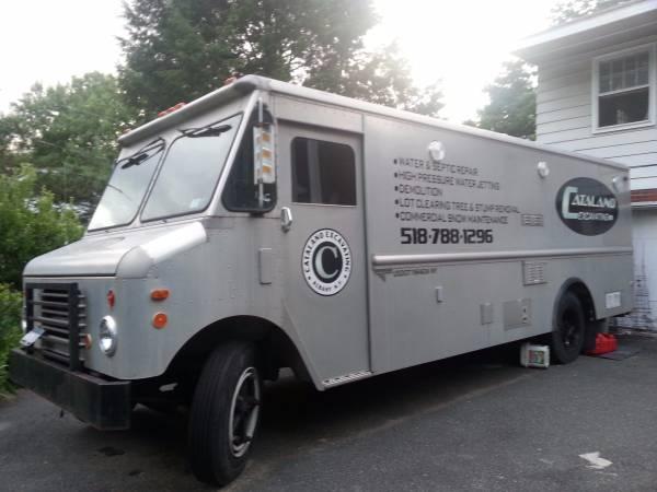 1986 Chevrolet Grumman Olson Diesel Step Van for Sale
