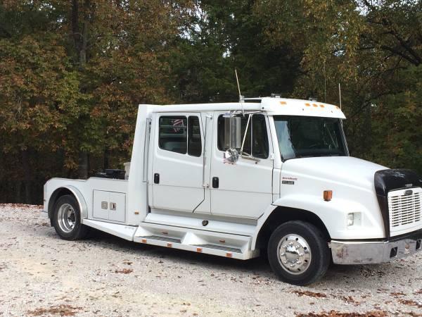 rv toter truck for sale fayetteville ar ar. Black Bedroom Furniture Sets. Home Design Ideas