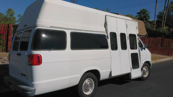 1997 Dodge Ram 3500 Handicap Conversion Transport Van