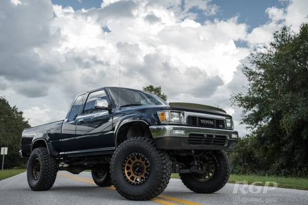 1989 Toyota Pickup 4x4 sr5 Extended Cab for Sale, Palm Harbor FL