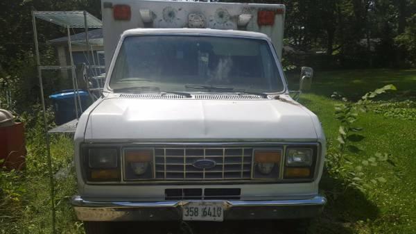Ambulance Trucks For Sale - 10 Listings - SecondLifeTruck