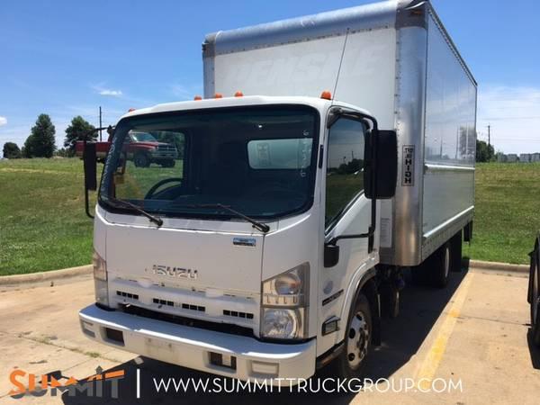 Isuzu Npr Hd Box Trucks For Sale - 12 Listings - SecondLifeTruck