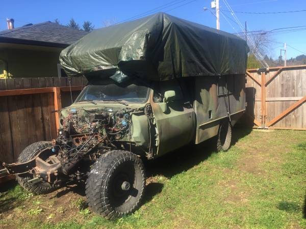 Military Trucks For Sale in Oregon - 8 Listings - SecondLifeTruck