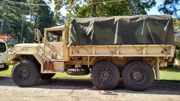 m35 deuce and a half military truck for Sale, Woodstock GA