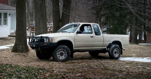 1989 Toyota Pickup 4x4 Restoration for Sale, Ravenna OH