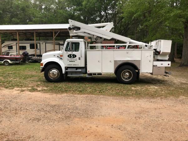 Bucket/Boom Trucks For Sale - 153 Listings - SecondLifeTruck