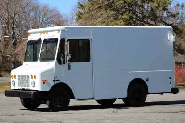 2002 step van workhorse 63k miles for sale new york city ny. Black Bedroom Furniture Sets. Home Design Ideas