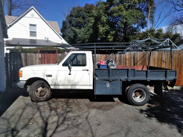 Flatbed Trucks For Sale in California - 55 Listings