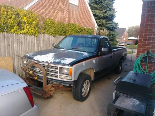 Plow Truck - Spreader Trucks For Sale In Michigan