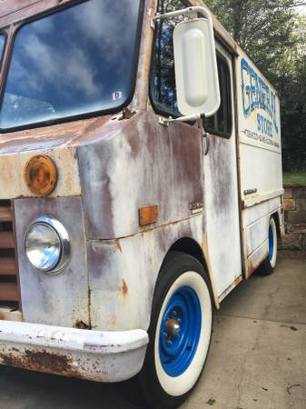 Conversion Van Parts >> 1968 GMC shorty step van for Sale, Greenville SC