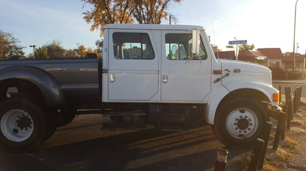 Crew Cab Trucks For Sale >> International Custom Truck Pickup Crew Cab For Sale Lakewood Co