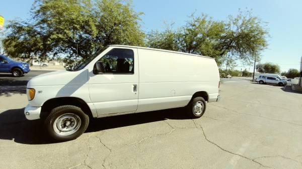 Ford Cargo Work Van E250 Carpet Cleaning For Sale Phoenix Az