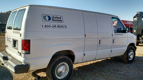 Ford E350 Cargo Vans For Sale - 65 Listings - SecondLifeTruck