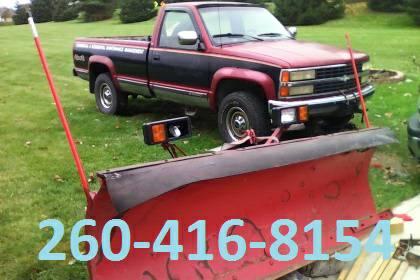 1991 Chevy K2500 6 2 Diesel/4L80E 4x4 Plow Truck for Sale