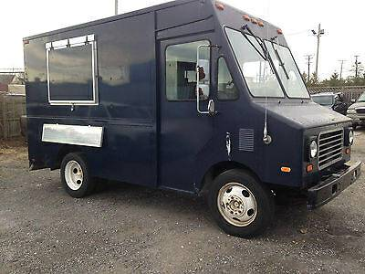 Lunch Truck For Sale >> Low Mileage Food Truck For Sale Chicago Il