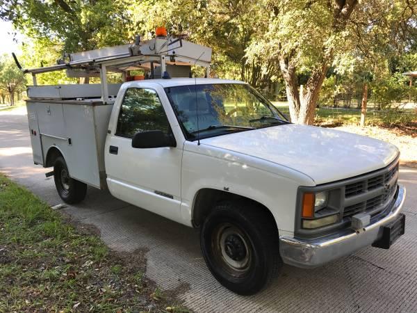 Chevrolet Silverado 3500 Utility/Service Trucks For Sale - 7