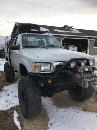 1989 Toyota Pickup Truck 4x4 for Sale, Reno NV