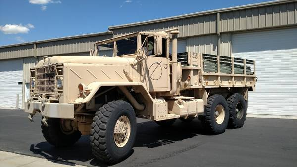 Army 6x6 Truck For Sale Boise Id