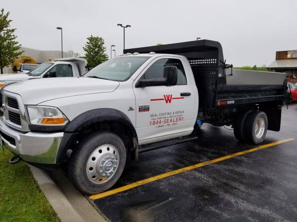 Dodge Ram 4500 Dump Truck For Sale San Antonio Tx