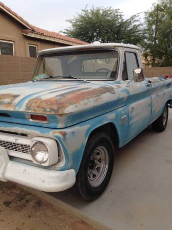 1964 Chevy C20 Pickup Truck For Sale 303 Happy Valley Az