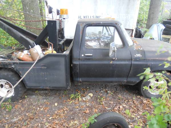 Ford F350 Wrecker/Tow Trucks For Sale - 25 Listings