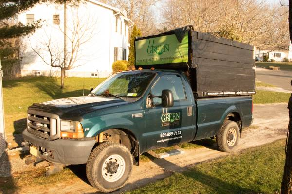 1999 ford f350 dump bed truck