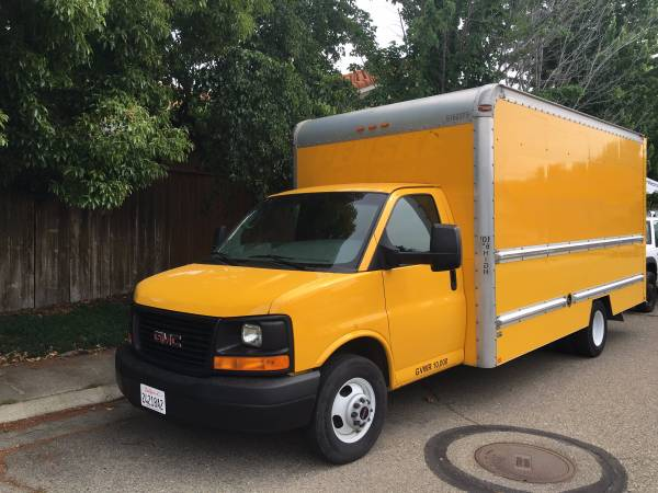 Gmc Savana Box Trucks For Sale 24 Listings Secondlifetruck