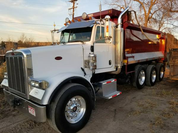 Peterbilt Dump Trucks For Sale - 44 Listings - SecondLifeTruck