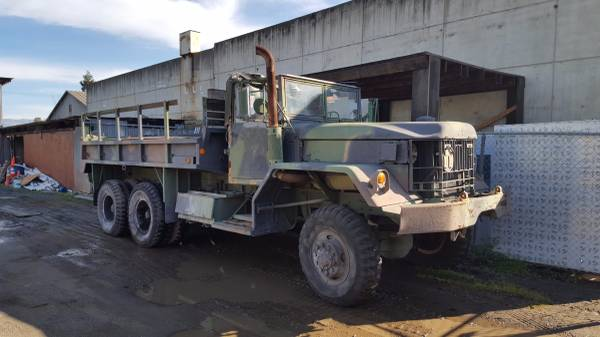 Military Trucks For Sale in California - 25 Listings