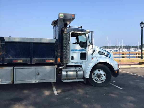 2005 Kenworth T300 Dump Truck for Sale, Long island NY
