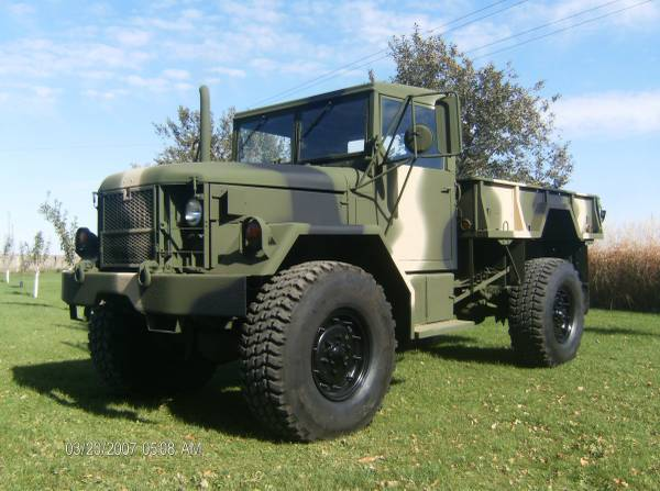 Trucks For Sale In Iowa >> Military Trucks For Sale In Iowa 6 Listings Secondlifetruck