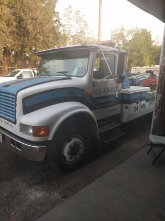 International 4700 Wrecker/Tow Trucks For Sale - 14 Listings