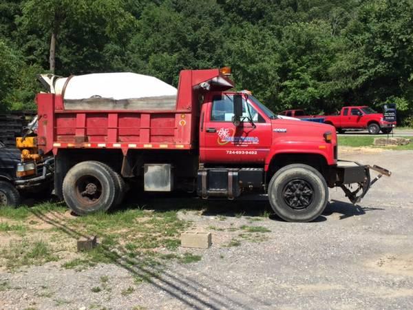 Kodiak Dump Truck w/ plow and salt spreader for Sale, oakdale PA
