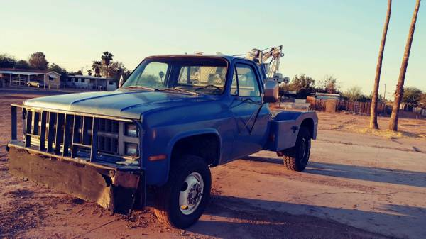Chevrolet Wrecker/Tow Trucks For Sale - 50 Listings