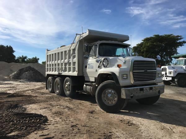 Ford L9000 Dump Trucks For Sale - 8 Listings - SecondLifeTruck