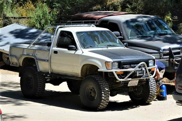 1990 Toyota Pickup 4x4 Crawler for Sale, morgan hill CA