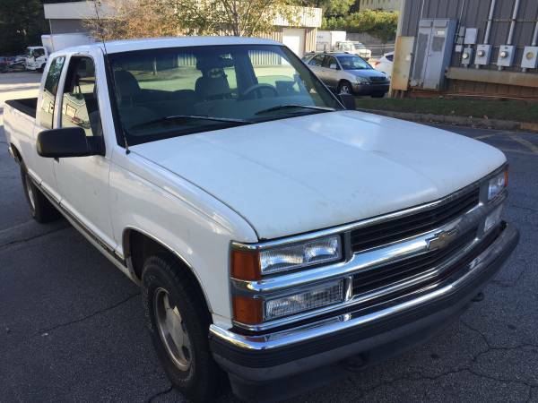 1996 CHEVY PICKUP TRUCK 5 SPEED MANUAL TRANSMISSION for Sale
