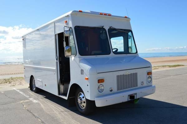 1981 Chevrolet Step Van / Camper/ Food Truck for Sale