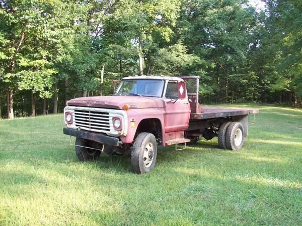 Ford F600 Dump Trucks For Sale