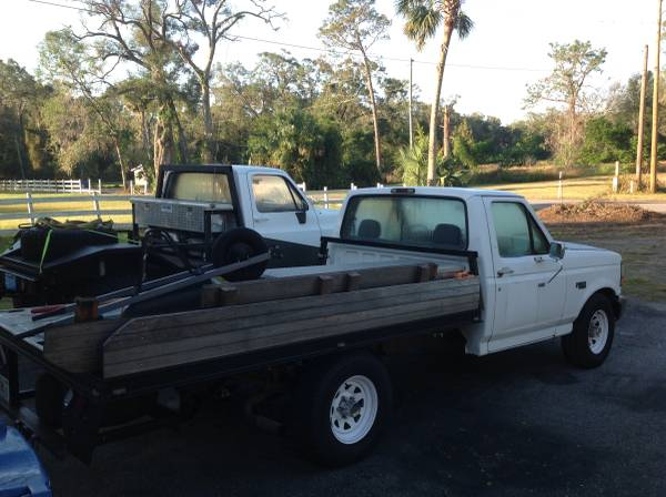 Ford F150 Flatbed Trucks For Sale 4 Listings Secondlifetruck