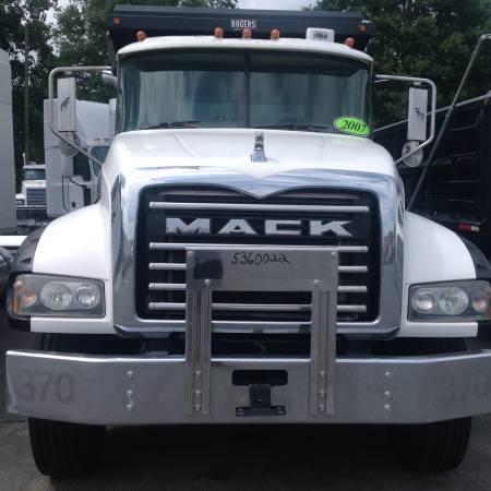 Mack Truck Dump Trucks For Sale - 14 Listings - SecondLifeTruck