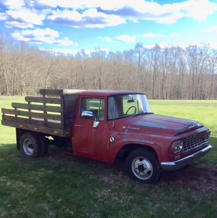 International Harvester Flatbed Trucks For Sale - 2 Listings