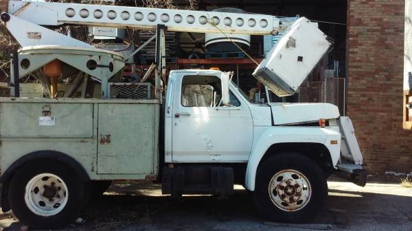 Bucket/Boom Trucks For Sale in Missouri - 2 Listings - SecondLifeTruck
